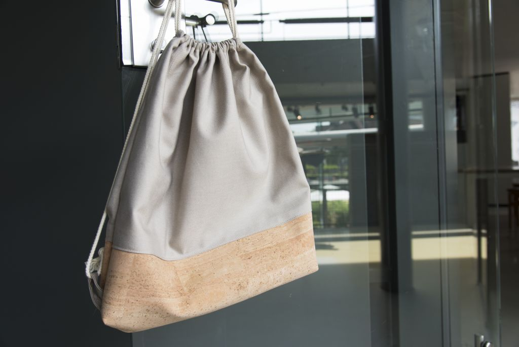 Creative with Cork Leather - Rucksack. Photo: Het Nieuwe Instituut